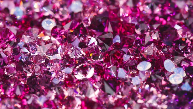 Why invest in pink diamond?